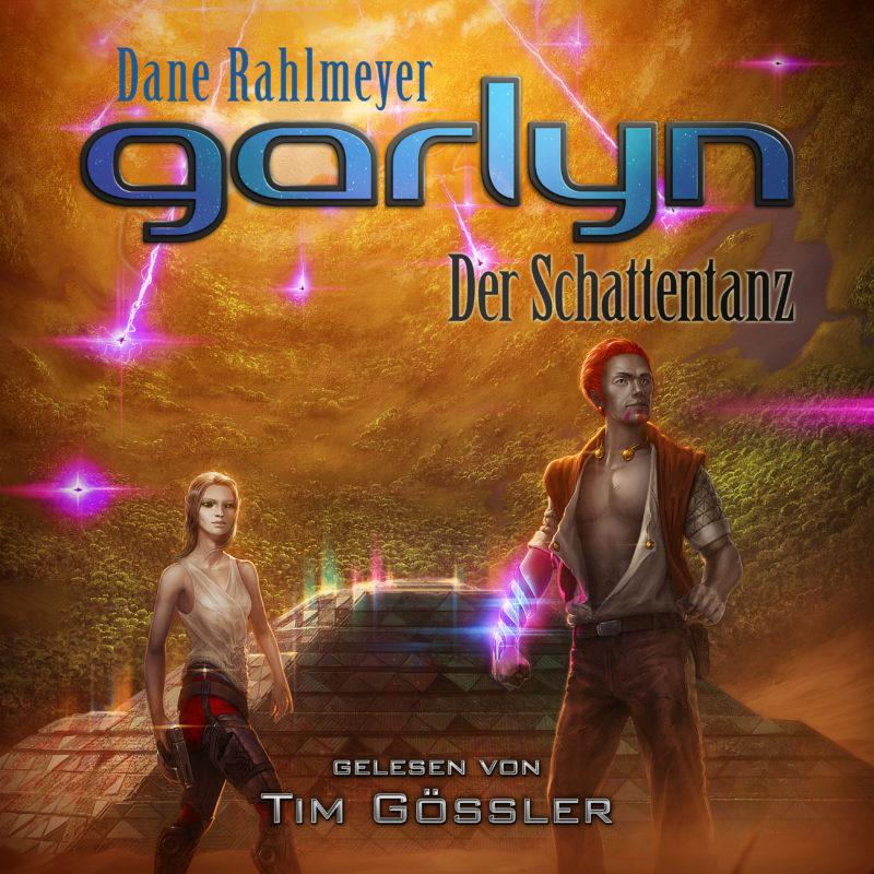 Garlyn 02 Hörbuch-Cover