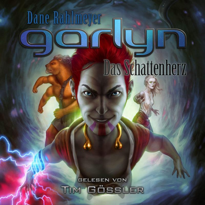 Garlyn 03 Hörbuch-Cover