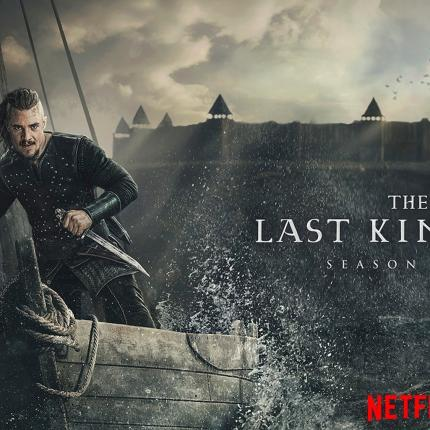 The Last Kingdom Staffel 4 Poster