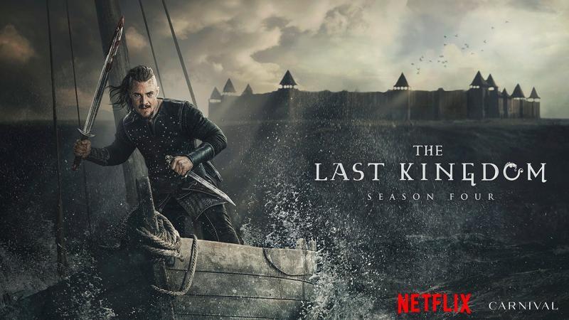 The Last Kingdom Staffel 4 Poster