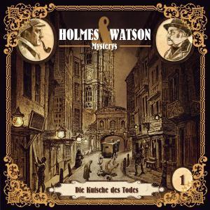 Holmes & Watson Mysterys 01