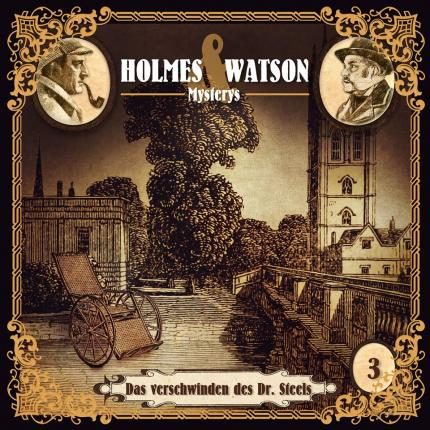 Holmes & Watson Mysterys 3