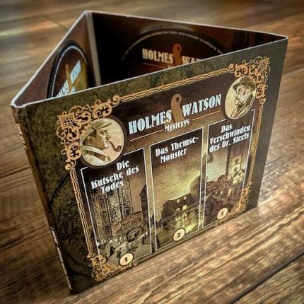 Holmes auf CD