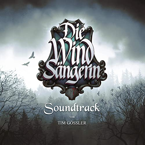 Die Windsängerin Soundtrack Cover